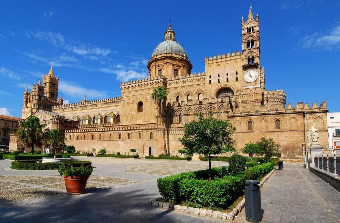 Palermo na Sicílii