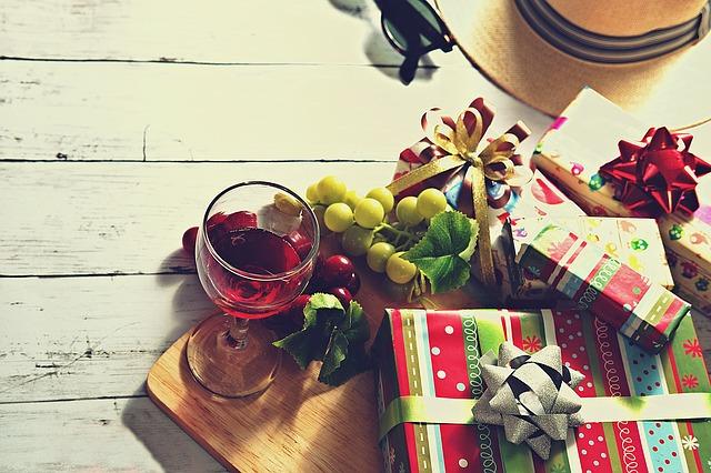 dárky na oslavu