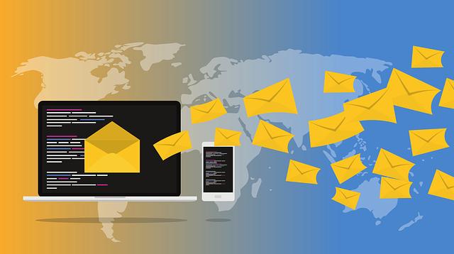 E-mailová komunikace