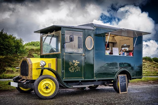 Starý Food Truck