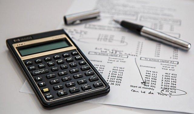 kalkulačka, výpočet