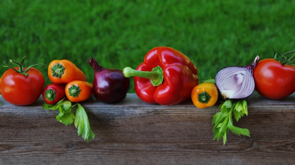 zelenina ze zharady